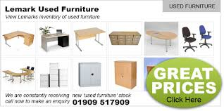 Used Office Desks Uk Lemark Office Furniture Sheffield Office Furniture
