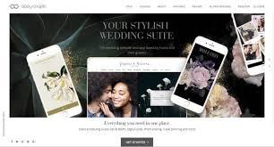 Wedding Websites Top Five Wedding Website Builders Updated For 2018