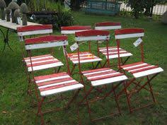 Egg Bistro Chairs Bistro Chair From The Kerb French Bistro Furniture Love It
