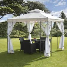 exterior traditional patio design with hardtop gazebo and outdoor