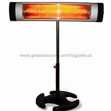 china 1000 to 3000w portable patio infrared heater from
