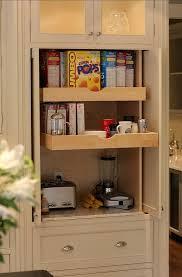 kitchen appliance storage ideas appliance storage cabinet best 20 kitchen appliance