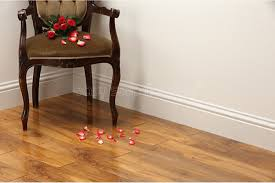 Laminate Flooring In Glasgow High Gloss Walnut Laminate Flooring From Easy Step Flooring