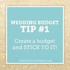 wedding budget wedding budget tips the budget savvy