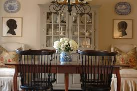 martha stewart for bernhardt piece dining room with martha stewart