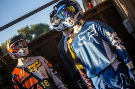 fox racing motocross dirt bike magazine fant files 2018 fox gear launch