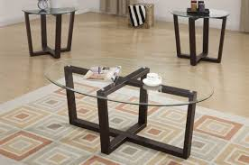 living room coffee tables with glass rustic or modern design