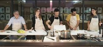 bistro cuisine in ecole de cuisine alain ducasse in book and