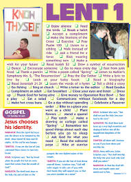 free lent lesson for your confirmation candidates download from
