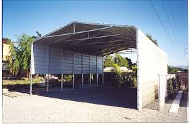 luxury carports and garages ideas