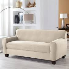 Sofa Chair Covers For Sale Ottoman Mesmerizing Chair And Ottoman Slipcover Leather Sofa Arm