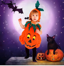 Girls Pumpkin Halloween Costume Cheap Pumpkin Halloween Costumes Aliexpress