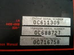 everydayirydrilltax cx500 engine serial numbers