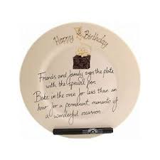 signing plate 60th birthday signing plate rd box ebay