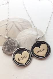 custom engraved lockets personalized jewelry custom name necklace new baby name birthdate