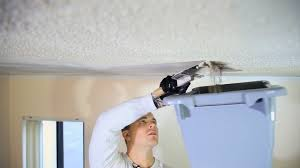 Asbestos Popcorn Ceiling Year by Popcorn Ceilings Remove Them Yourself Or Hire A Contractor