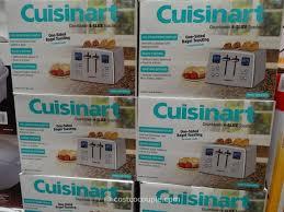 4 Slice Cuisinart Toaster Cuisinart Countdown 4 Slice Toaster