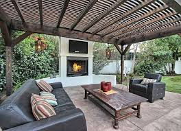 outdoor entertainment california decor ideas for outdoor living