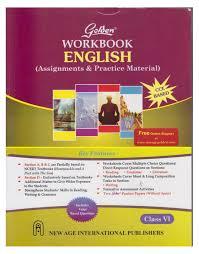 golden english workbook class 6 assignments u0026 practice