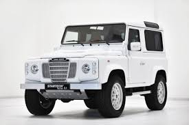 land rover defender white this custom land rover defender 90 will make your jaw drop airows