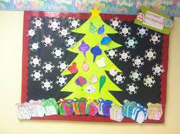 child life christmas bulletin board at phoebe putney memorial
