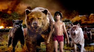 jungle book reboot compare original