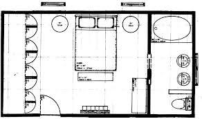 master bedroom floor plans with bathroom master bedroom floor plan ideas 19480