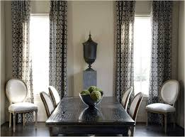 Dining Room Drapes 96 Best D I N I N G Rooms Images On Pinterest Dining Room