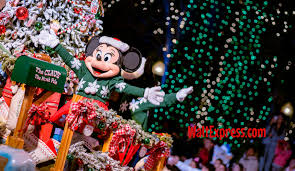 love mickey u0027s merry christmas party u0026