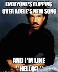 Funny Meme Songs - why you always lionel ing meme tastic pinterest thoughts