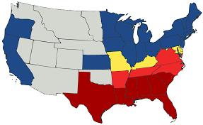 map us states during civil war file us secession map 1861 svg wikimedia commons