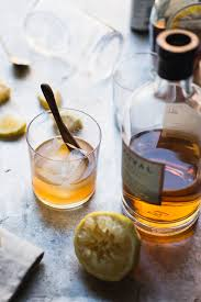 thanksgiving menu fromage fort whiskey maple syrup sours