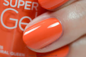rimmel super gel nail polish swatches and review by nail lacquer