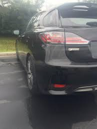 2012 lexus ct200h f sport price 2015 f sport flushed fenders via spacers