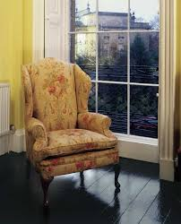Queen Anne Wingback Chair Leather Leather Chairs Of Bath Chelsea Design Quarter Queen Anne Wing