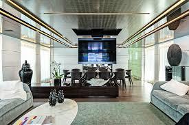 Top Toronto Interior Designers Entourage Super Yacht Interior Design Project Dragana Maznic Arch