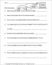 4th grade science worksheets free worksheets