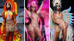 carnival costumes paparazzi harts unveil designs for carnival 2018 loop news