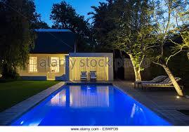 Pool At Night Swimming Pool Night Stock Photos U0026 Swimming Pool Night Stock