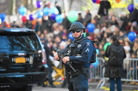 high security at macy s nyc thanksgiving parade the morning call