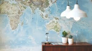 Map Wallpaper Demap Cartographic Design