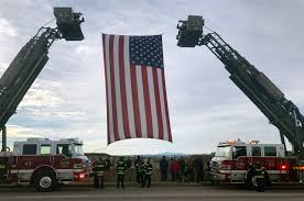 Flag Of Denver Funeral For Douglas County Sheriff U0027s Deputy Killed In New Year U0027s