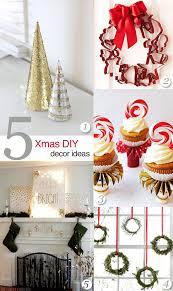 home made xmas decorations homemade christmas decoration ideas home mariannemitchell me