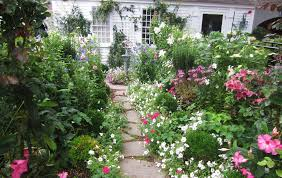 flower garden decoration ideas landscape traditional with wood