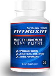 nitroxin customer reviews permanent male enhancer mens
