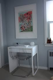 ikea small dressing table micke desk 49 tobias chair was 79 from ikea not a hack but
