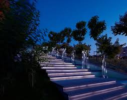 How To Install Stair Lights by Install Outdoor Stair Lighting Outdoor Stair Lighting And Step