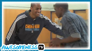 how to steal a basketball with nba pro arron afflalo how to be