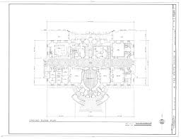 house floor plans with dimensions file white house floorg plan gif wikimedia commons