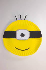 halloween paper plate crafts best 20 minion craft ideas on pinterest minion art names of